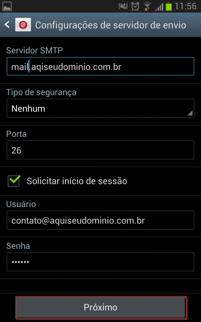 configurar-email-android-4-linux