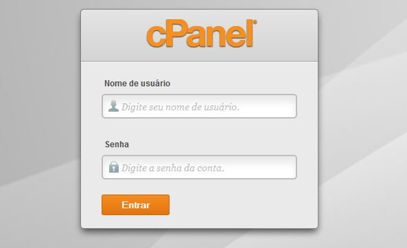 login-cpanel